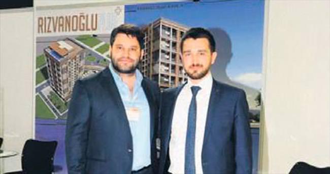 Çamlıtepe'ye inşaat fuarında büyük ilgi