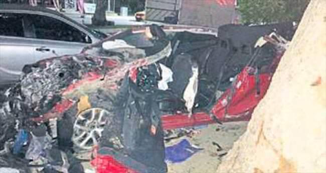 Gazipaşa'da feci kaza: 1 ölü