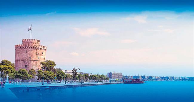 Ege'nin karşı kıyısı Selanik