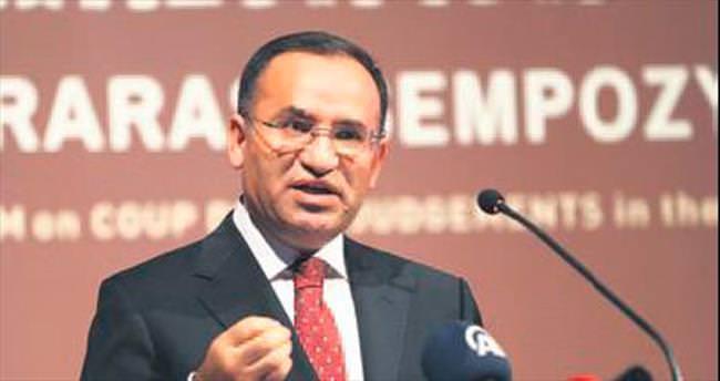'Yeni anayasa milletin siyasete emridir'