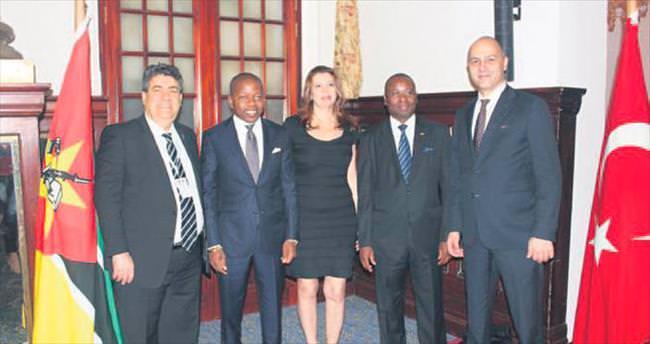 İş dünyasından Mozambik çıkarması