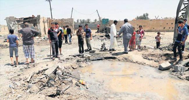 Irak'ta Şiilere bombalı saldırı: 21 ölü
