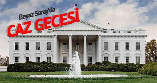 Beyaz Saray'da caz gecesi