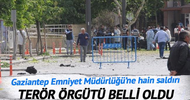 Gaziantep Emniyet Müdürlüğü'ne DAEŞ saldırdı