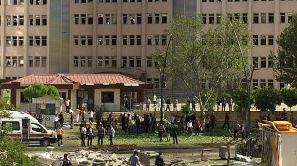 Gaziantep'teki saldırıya yayın yasağı