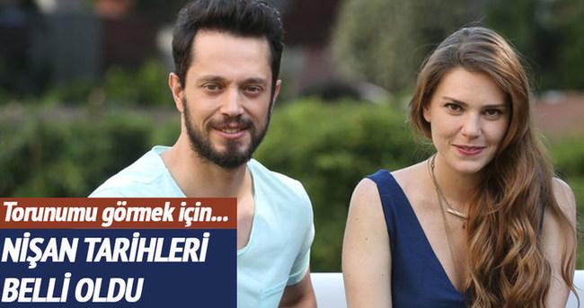 Murat Boz ve Aslı Enver'in nişan tarihleri belli oldu!
