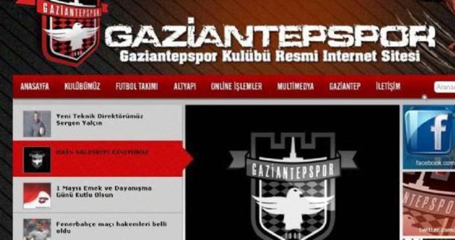 Gaziantepspor'dan hain saldırıya kınama