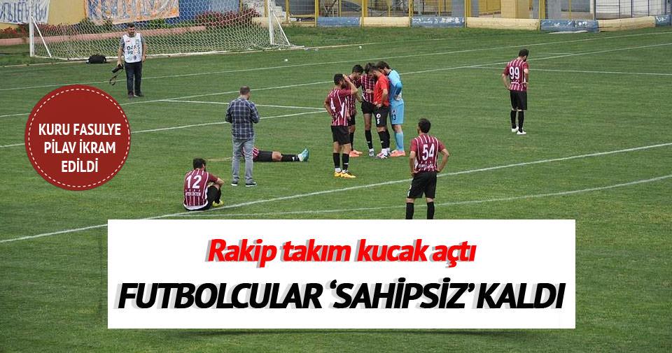 Küme düşen Kartalsporlu futbolcuları kulüp yöneticileri yolda bıraktı