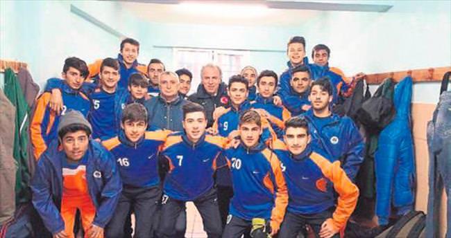 U19 takımı Türkiye finallerine gidiyor