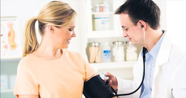 Yılda bir kez sağlık kontrolü şart