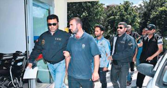 AŞTİ'de 4 Iraklı şüpheliye gözaltı