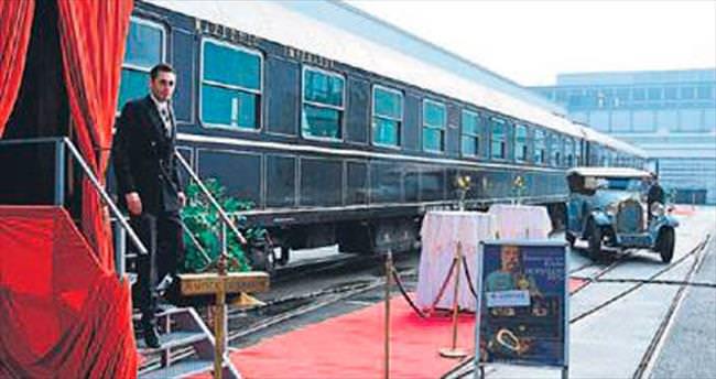 'İmparatorun treni'ne 10 milyon dolar