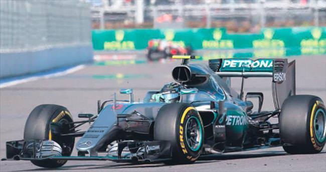 Rosberg fırtınası