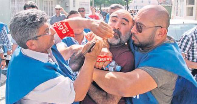 İşçiden CHP'li başkana tepki