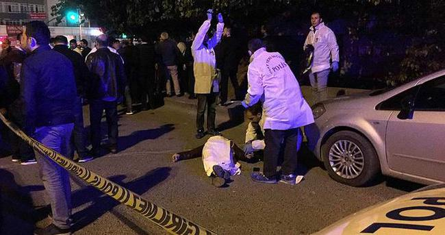 İstanbul'da sokak ortasında infaz