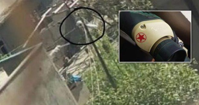 Teröristler sokaklara kamera yerleştirmiş