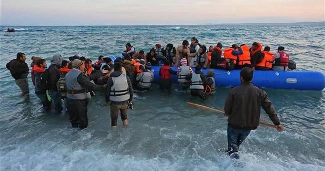 Yasa dışı sınır geçişleri