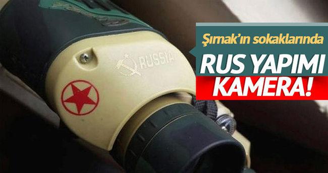 PKK'nın elindeki Rus malları!