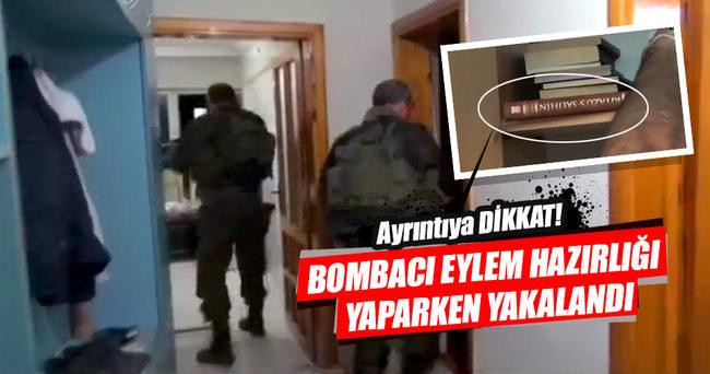PKK'nın bombacısı Mersin'de yakalandı