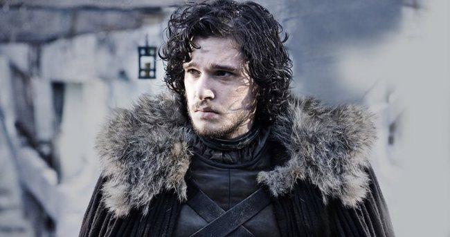 Game Of Thrones'ta Jon Snow geri döndü