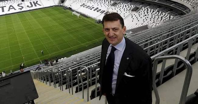 Vodafone Arena'dan 120 milyon TL hasılat gelecek