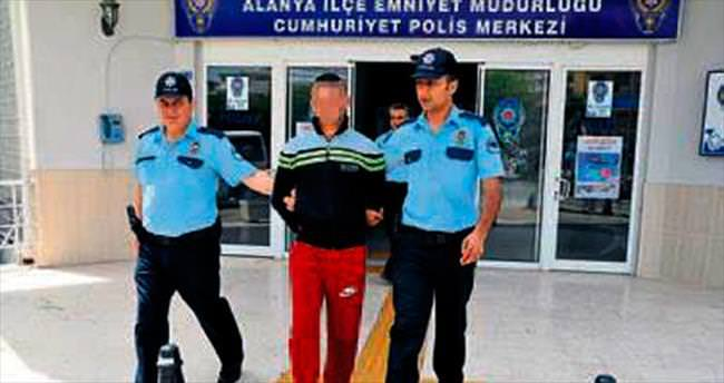 Uslanmayan hırsız cezaevine gönderildi