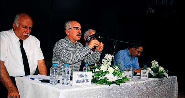 Yeni Anayasa Gazipaşa'da konuşuldu