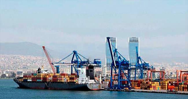Ege'nin ihracatı 1 milyar dolara dayandı