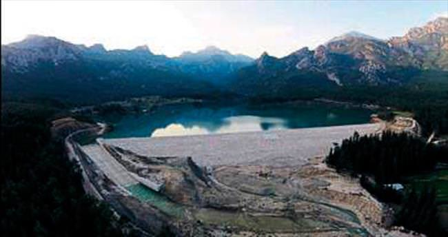 DSİ Antalya'ya 15 baraj yapacak