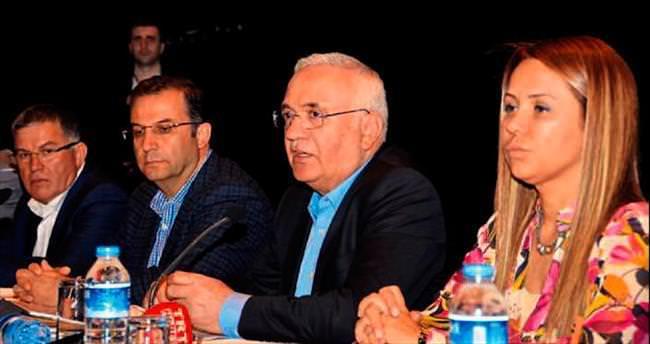 Antalya'ya marka hedefi