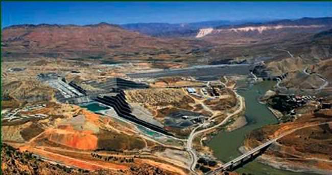 Ilısu Barajı için petrol boru hattı taşınacak