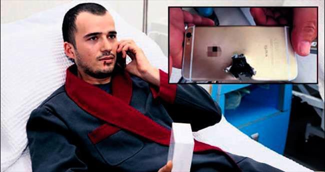Cumhurbaşkanı Erdoğan'dan gaziye telefon jesti