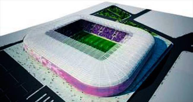 Ankara'ya 06 Arena!