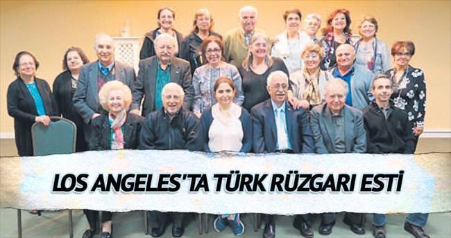 'İstanbul'un Gözü' Los Angeles'ta