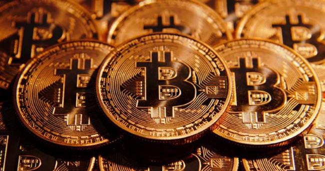 Bitcoin'i o kurmuş!