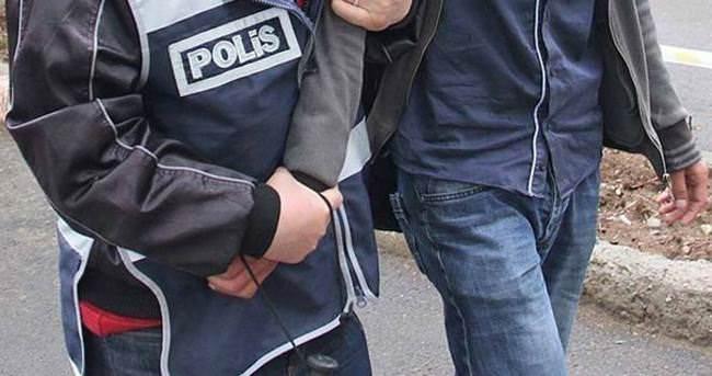 Kırşehir'de FETÖ operasyonu: 10 gözaltı