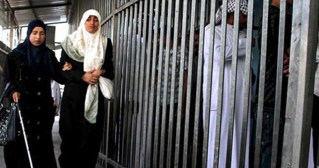 İsrail hapishanelerindeki Filistinliler