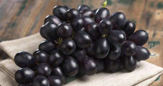Yumurtalık kistlerine karşı siyah üzüm önerisi