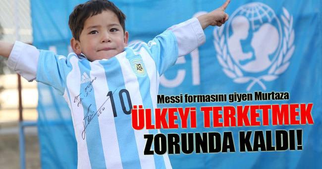 Messi formasını giydi, ülkeyi terk etti