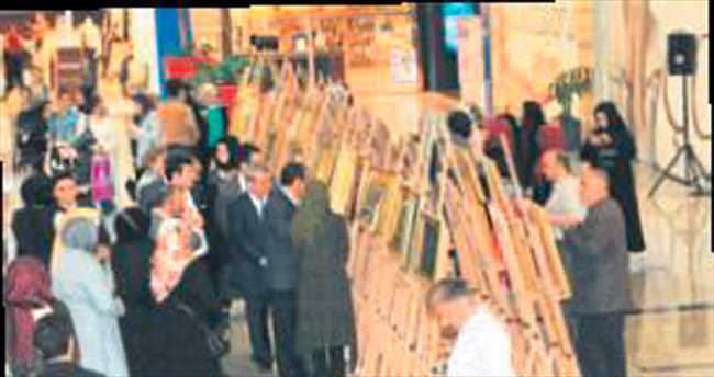 'Türk-İslam' sanatları sergisi