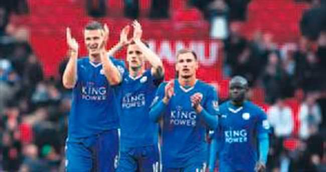 Leicester'lı gönderme