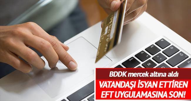 EFT ücretlerine fren!