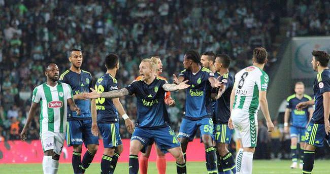 Fenerbahçe Ziraat Türkiye Kupası finali için sahada