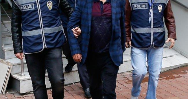 Antalya'da DAEŞ operasyonu: 9 gözaltı