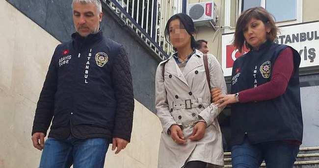 Esenyurt'taki cinayetin zanlısı eski karı koca adliyeye sevkedildi