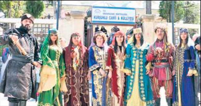 Eskişehir'de nostalji defilesi