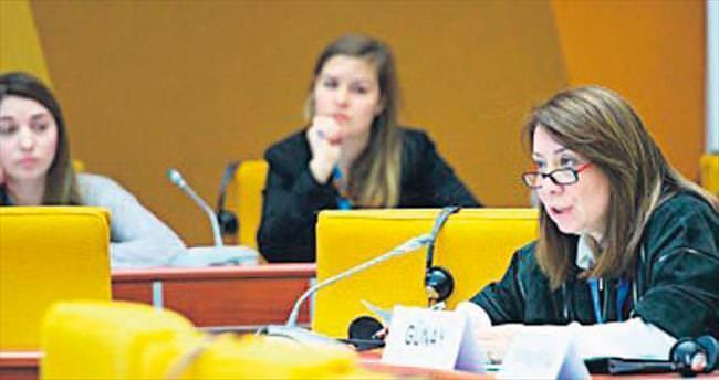 Milletvekili Günay Avrupalı parlamenterlere seslendi
