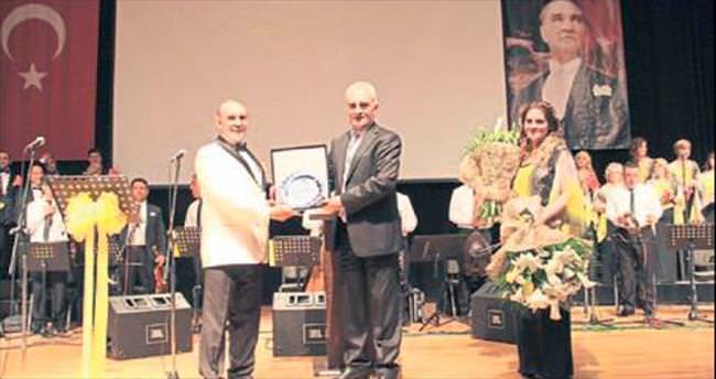 İzmir Doğalgaz'dan muhteşem konser