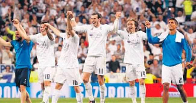 Finalin adı: Madrid derbisi
