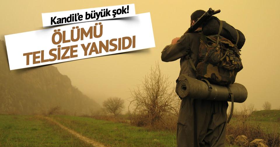 PKK'nın Karakoçan sorumlusu ölü ele geçirildi